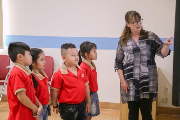 3 phương pháp dạy tiếng Anh tại trường Anh ngữ BAS khiến trẻ thích thú
