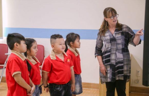 Trẻ mầm non học tiếng Anh như thế nào là tốt nhất?