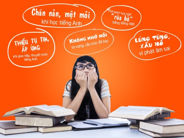 Top 7 lí do khiến cho bạn mãi vẫn không thể giao tiếp tiếng Anh