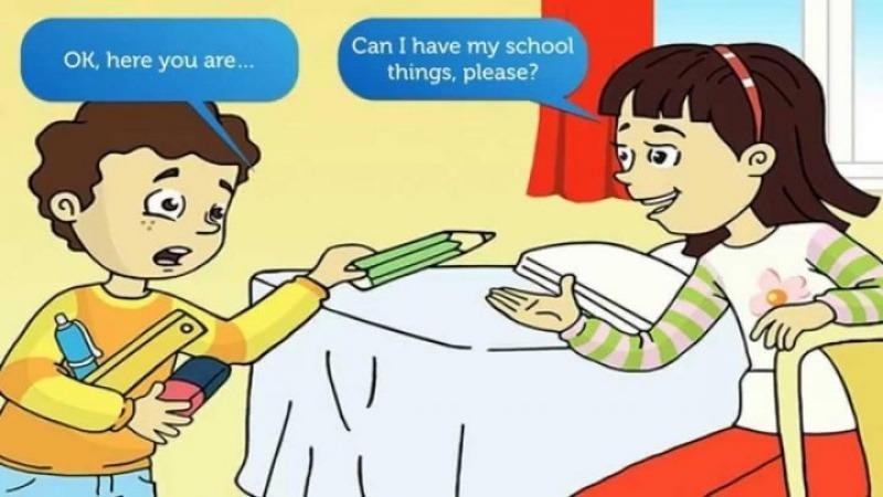 Gợi ý 3 dạng bài tập tiếng Anh lớp 1 giúp phụ huynh ôn tập cho con tại nhà