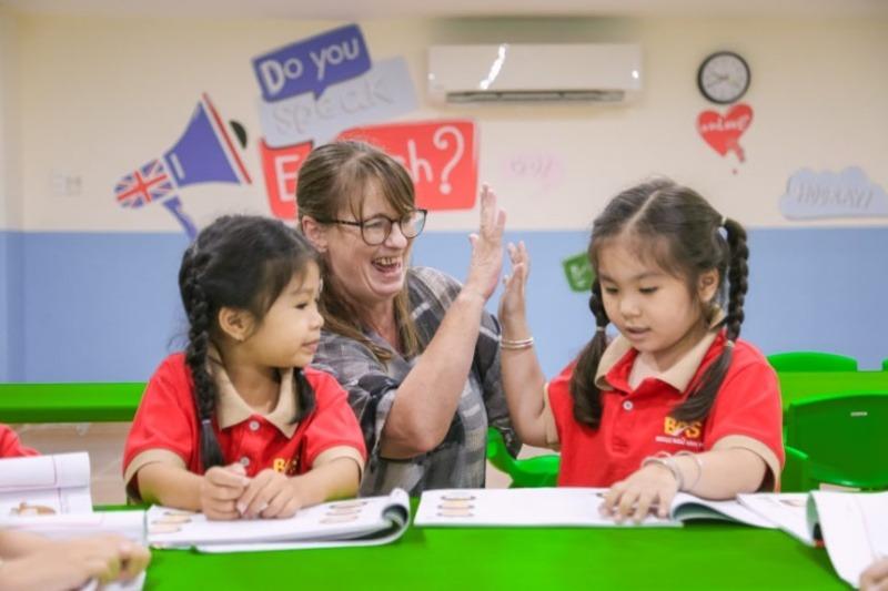Sự khác biệt khi học tại trung tâm ngoại ngữ BAS Anh Mỹ